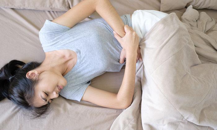 ผู้หญิงกับการปวดท้องประจำเดือน