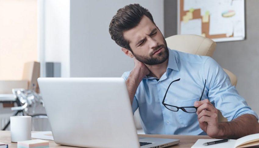 เทคนิคแก้ปัญหาปวดกล้ามเนื้อ โรคออฟฟิศซินโดรม