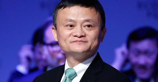 เศรษฐีใหญ่ประเทศจีน แจ็ค หม่า