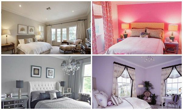 เลือกสีห้องนอนแบบไหนให้นอนหลับสบาย